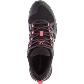 Merrell Siren 3 GTX Botas Mujer, negro/rosa